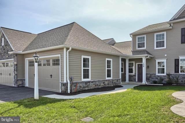 109 South Village Circle #169, PALMYRA, PA 17078 (#PALN112270) :: Keller Williams Flagship of Maryland