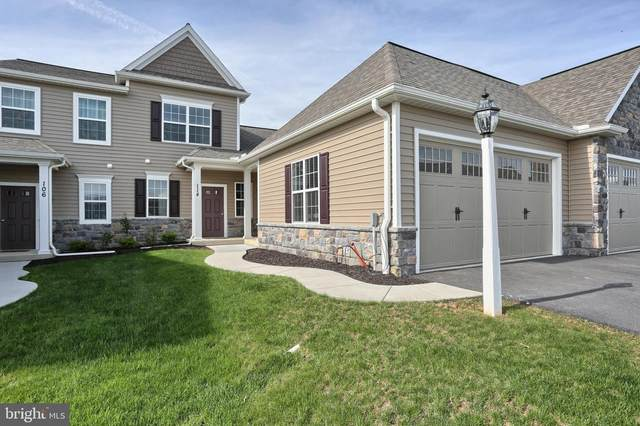 105 South Village Circle #168, PALMYRA, PA 17078 (#PALN112274) :: Flinchbaugh & Associates