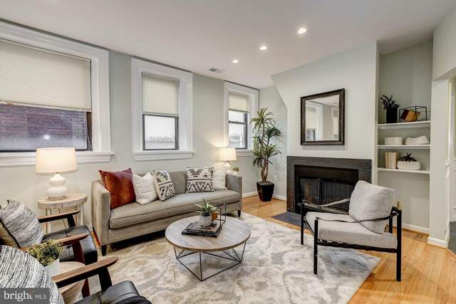 1918 18TH Street NW #35, WASHINGTON, DC 20009 (#DCDC457270) :: The Team Sordelet Realty Group