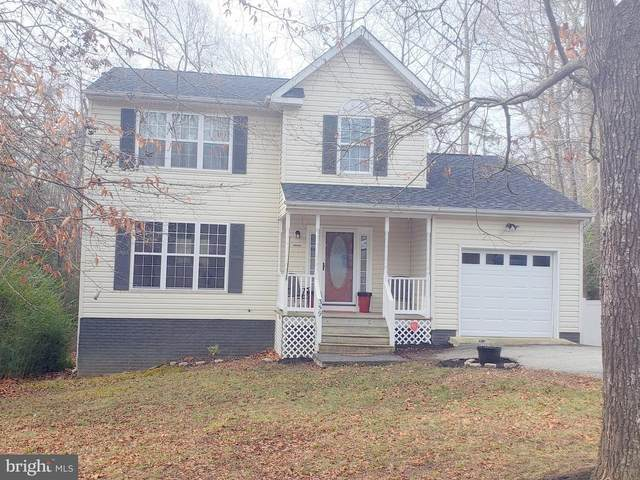 359 Clubhouse Drive, LUSBY, MD 20657 (#MDCA174456) :: AJ Team Realty