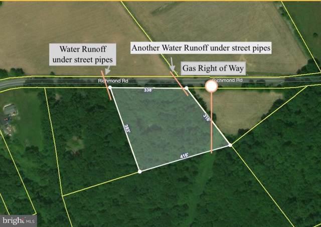Richmod Road, BANGOR, PA 18013 (#PANH105954) :: Bob Lucido Team of Keller Williams Integrity
