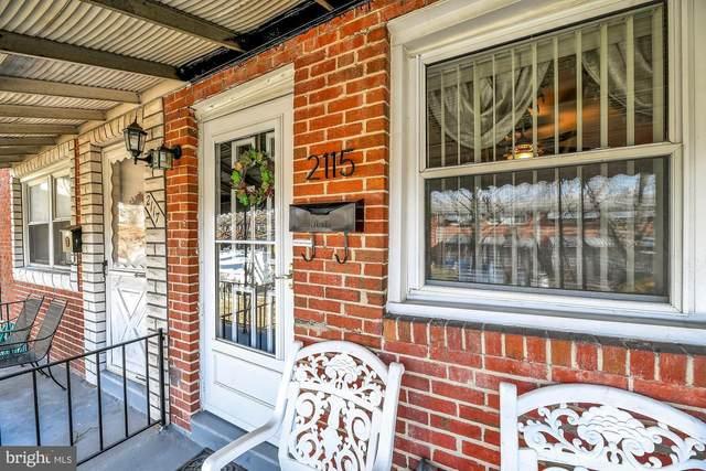 2115 Braddish Avenue, BALTIMORE, MD 21216 (#MDBA499118) :: CR of Maryland