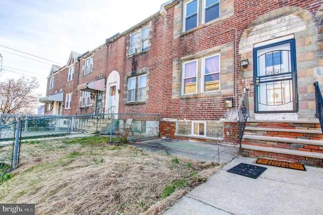 2554 S Ashford Street, PHILADELPHIA, PA 19153 (#PAPH868496) :: LoCoMusings