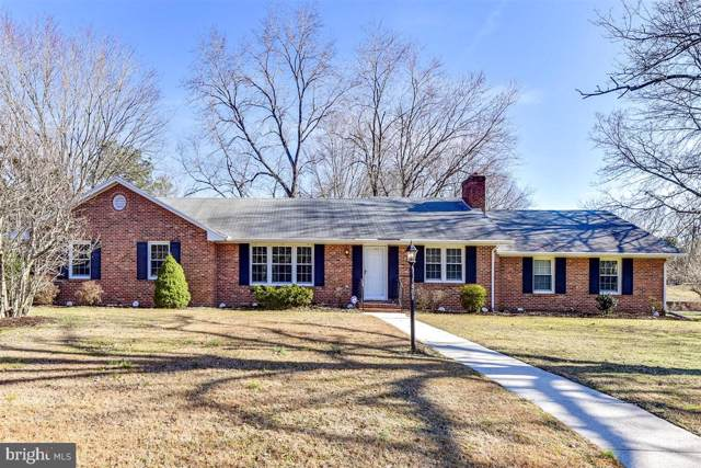 1609 Lavale Court, SALISBURY, MD 21804 (#MDWC106890) :: ExecuHome Realty