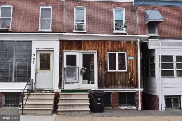 929 N Lombard Street, WILMINGTON, DE 19801 (#DENC494382) :: Keller Williams Realty - Matt Fetick Team