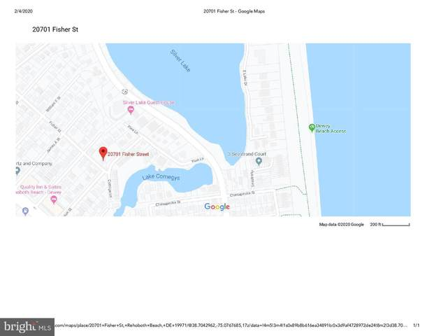 Lot 26 Fisher, REHOBOTH BEACH, DE 19971 (#DESU155334) :: Brandon Brittingham's Team