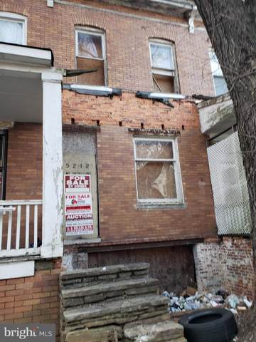5212 Saint Charles Avenue, BALTIMORE, MD 21215 (#MDBA499140) :: Homes to Heart Group