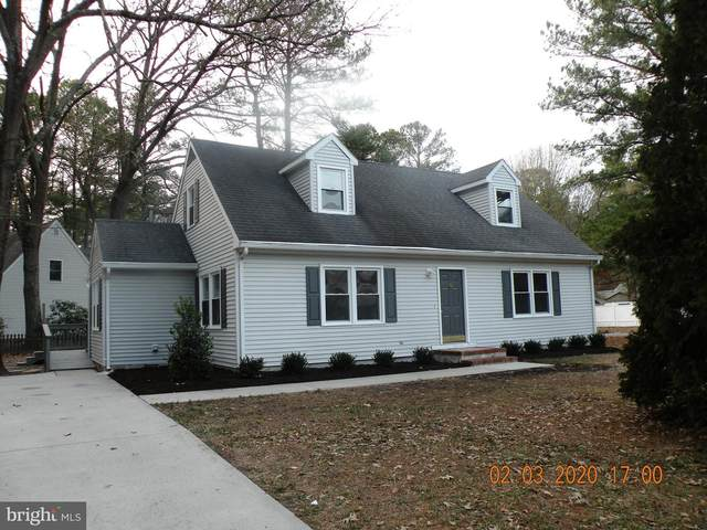 1706 Emerson Avenue, SALISBURY, MD 21801 (#MDWC106892) :: Radiant Home Group