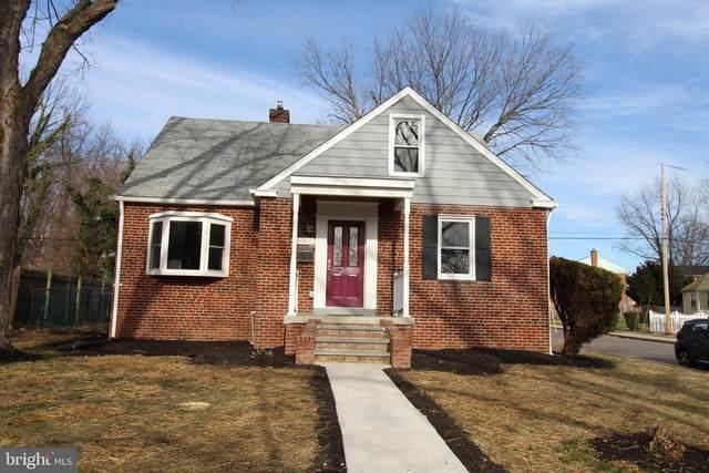 5801 Rubin Avenue, BALTIMORE, MD 21215 (#MDBA499144) :: Homes to Heart Group
