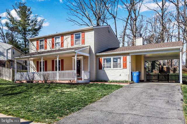 9806 Pulham Road, BURKE, VA 22015 (#VAFX1109406) :: AJ Team Realty