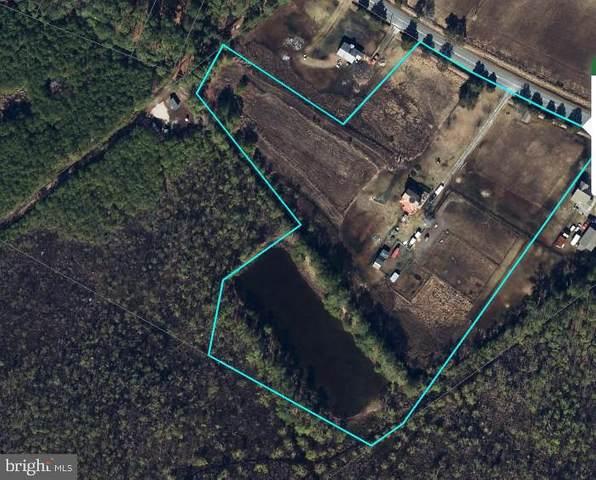 2607 Toddville Road, TODDVILLE, MD 21672 (#MDDO124944) :: Eng Garcia Properties, LLC