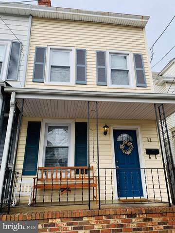 41 Mary Street, BORDENTOWN, NJ 08505 (#NJBL366086) :: Daunno Realty Services, LLC