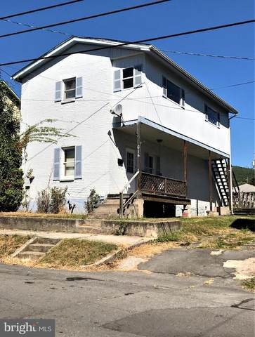 615 Columbia Avenue, CUMBERLAND, MD 21502 (#MDAL133610) :: The Miller Team