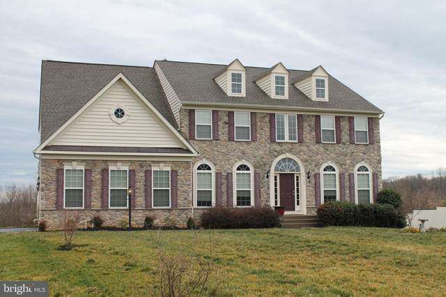 38 Scotts Ford Lane, FREDERICKSBURG, VA 22406 (#VAST218470) :: RE/MAX Cornerstone Realty