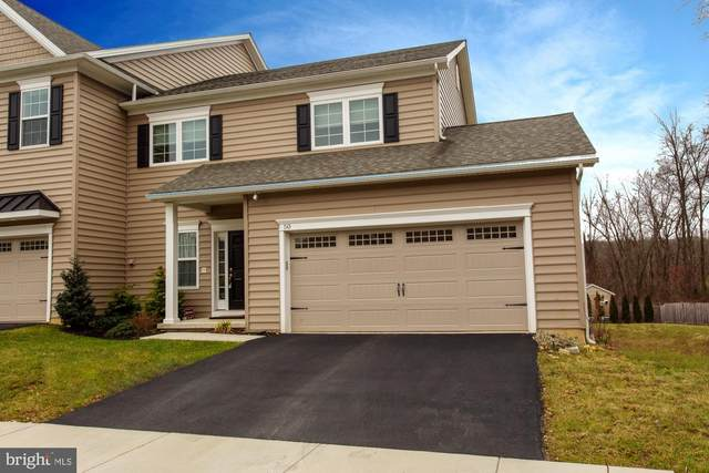50 New Village Greene Drive, HONEY BROOK, PA 19344 (#PACT498038) :: The Dailey Group