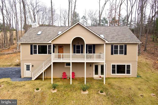 469 Gooney Manor Loop, BENTONVILLE, VA 22610 (#VAWR139260) :: HergGroup Horizon
