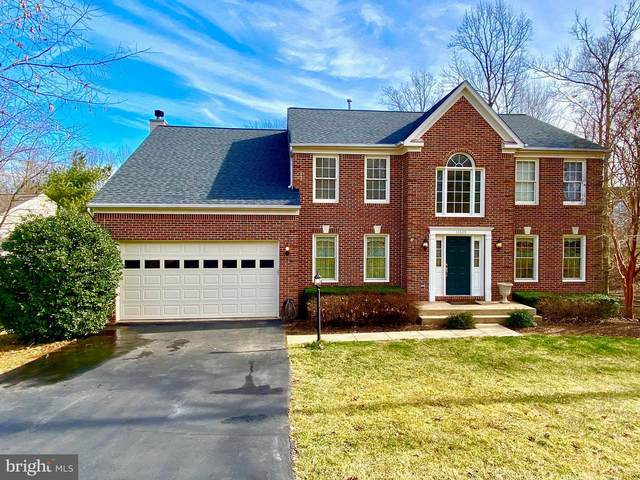 12603 Spiller Lane, MANASSAS, VA 20112 (#VAPW486904) :: Colgan Real Estate