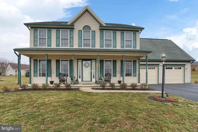 27 Springhouse Court, MIFFLINTOWN, PA 17059 (#PAJT100632) :: The Joy Daniels Real Estate Group