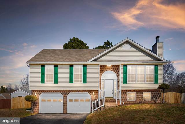 8711 New Castle Court, FREDERICKSBURG, VA 22408 (#VASP219266) :: RE/MAX Cornerstone Realty