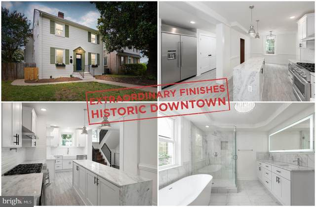 709 Mary Ball Street, FREDERICKSBURG, VA 22401 (#VAFB116488) :: Viva the Life Properties