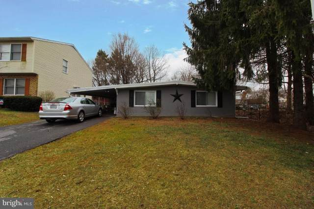 17605 Homewood Road, HAGERSTOWN, MD 21740 (#MDWA170416) :: The Miller Team