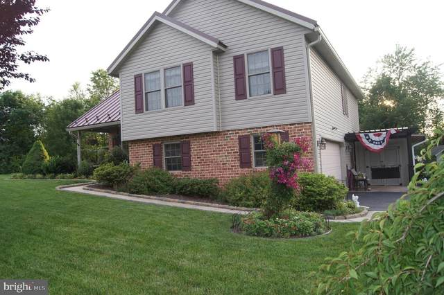 831 Fern Lane, CHAMBERSBURG, PA 17202 (#PAFL171020) :: The Joy Daniels Real Estate Group