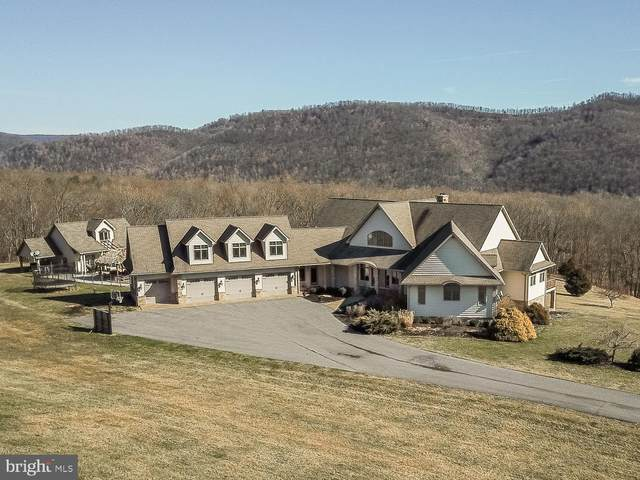 92 Hillcrest Drive, NEW CREEK, WV 26743 (#WVMI110894) :: Sunita Bali Team at Re/Max Town Center