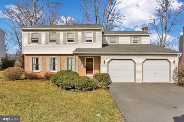 110 Carriage Drive, BIRDSBORO, PA 19508 (#PABK353858) :: Linda Dale Real Estate Experts