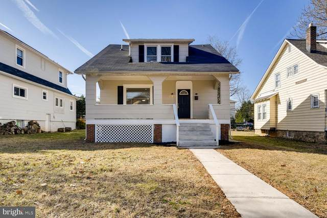 5812 Clover Road, BALTIMORE, MD 21215 (#MDBA499264) :: Homes to Heart Group