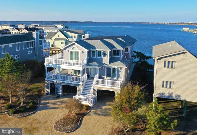 37 Ebb Tide Cove, FENWICK ISLAND, DE 19944 (#DESU155374) :: Barrows and Associates