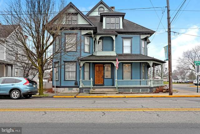 205 East Baltimore, GREENCASTLE, PA 17225 (#PAFL171026) :: Bruce & Tanya and Associates