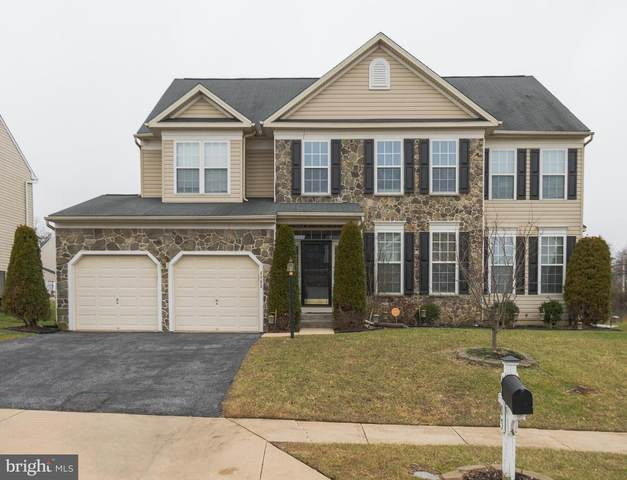 4903 Bucks Schoolhouse Road, BALTIMORE, MD 21237 (#MDBC484360) :: The Gus Anthony Team