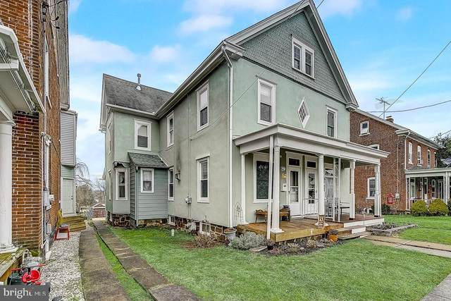 204 Cherry Street, EAST GREENVILLE, PA 18041 (#PAMC637848) :: The Steve Crifasi Real Estate Group