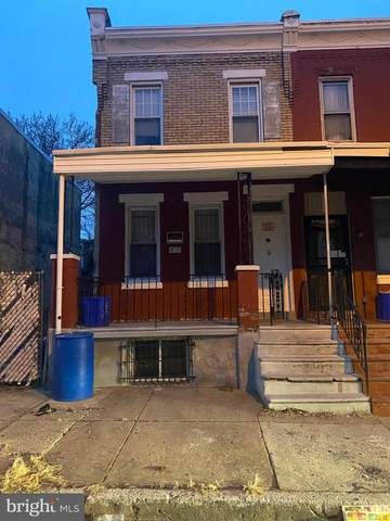 2419 W Sergeant Street, PHILADELPHIA, PA 19132 (#PAPH868924) :: John Smith Real Estate Group