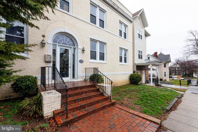 314 V Street NE B3, WASHINGTON, DC 20002 (#DCDC457502) :: John Smith Real Estate Group