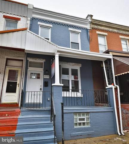 1534 N Hollywood Street, PHILADELPHIA, PA 19121 (#PAPH868978) :: Jim Bass Group of Real Estate Teams, LLC