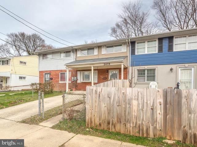 2435 Kent Village Place, LANDOVER, MD 20785 (#MDPG558400) :: Eng Garcia Properties, LLC