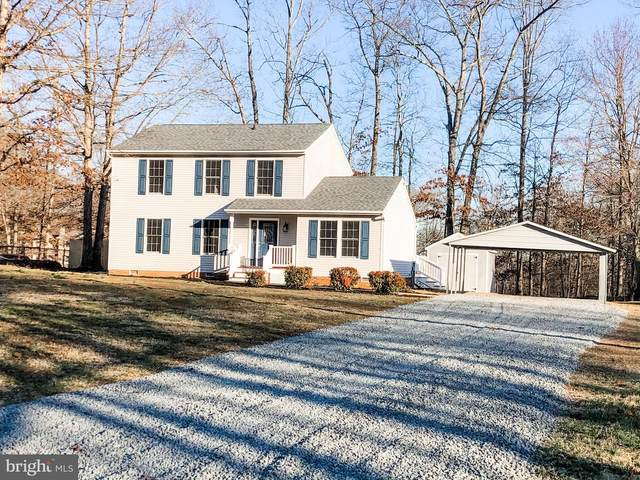 15220 Spotswood Furnace Road, FREDERICKSBURG, VA 22407 (#VASP219288) :: Colgan Real Estate