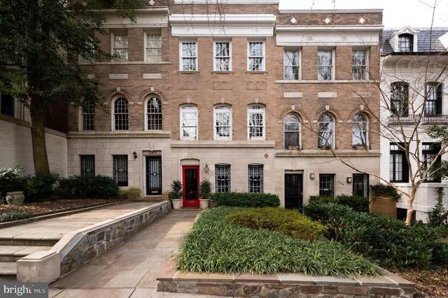 2314 20TH Street NW, WASHINGTON, DC 20009 (#DCDC457526) :: Jim Bass Group of Real Estate Teams, LLC