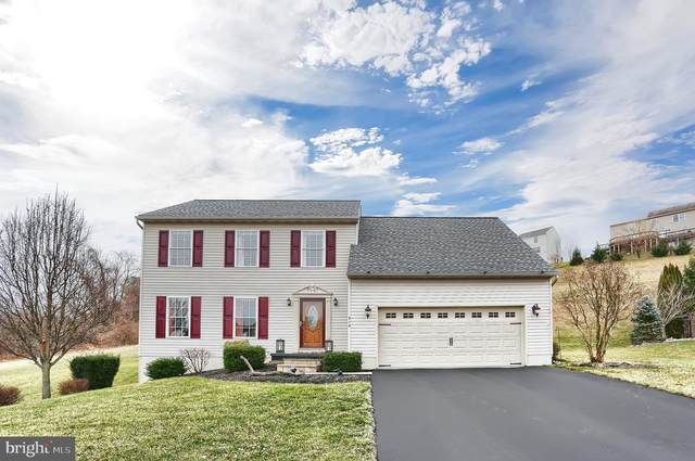 215 Brendan Mews, MOUNT WOLF, PA 17347 (#PAYK132730) :: Iron Valley Real Estate