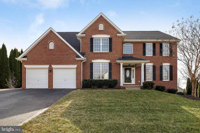 7 Smithfield Drive, MIDDLETOWN, MD 21769 (#MDFR259420) :: RE/MAX Plus