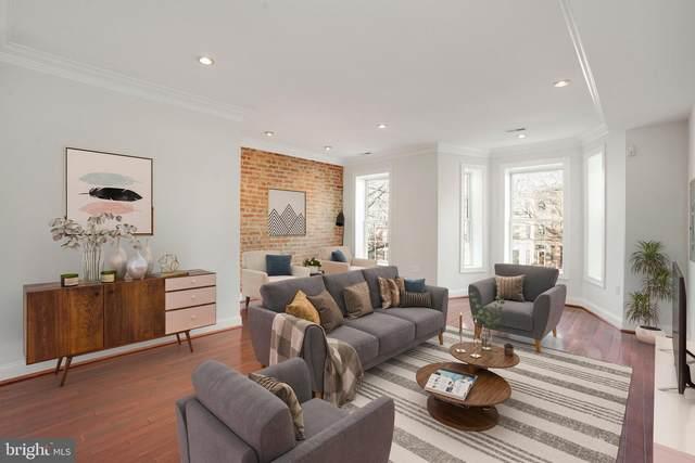 42 Rhode Island Avenue NW #2, WASHINGTON, DC 20001 (#DCDC457546) :: Eng Garcia Properties, LLC