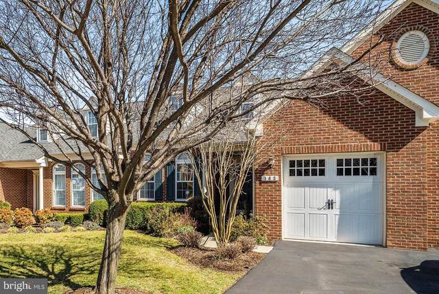 163 Amber Circle, WARRENTON, VA 20186 (#VAFQ163966) :: Colgan Real Estate
