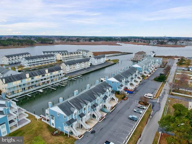 38241 Yacht Basin Road #10, OCEAN VIEW, DE 19970 (#DESU155428) :: Atlantic Shores Sotheby's International Realty