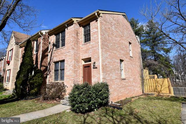 10617 Pine Haven Terrace, ROCKVILLE, MD 20852 (#MDMC694782) :: Eng Garcia Properties, LLC