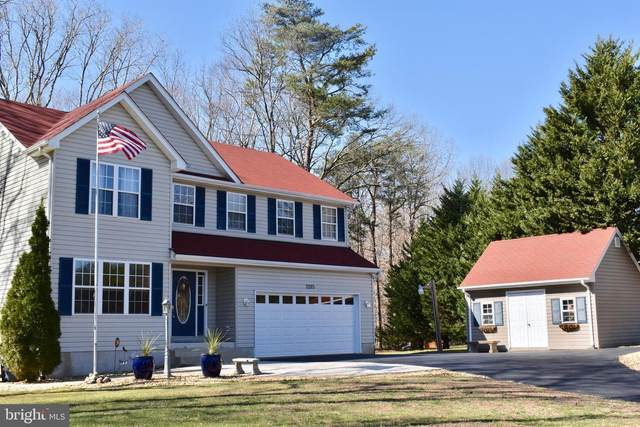 5205 Consent Drive, PORT REPUBLIC, MD 20676 (#MDCA174500) :: Bob Lucido Team of Keller Williams Integrity