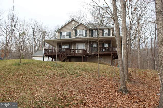 2815 Panhandle Road, FRONT ROYAL, VA 22630 (#VAWR139276) :: HergGroup Horizon