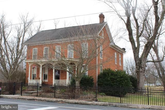 24 N Miller Street, FAIRFIELD, PA 17320 (#PAAD110360) :: Viva the Life Properties
