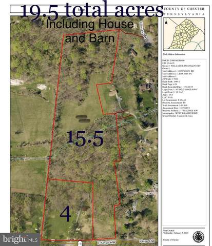 1171 and 1173 E Kings Highway, COATESVILLE, PA 19320 (#PACT498164) :: The John Kriza Team