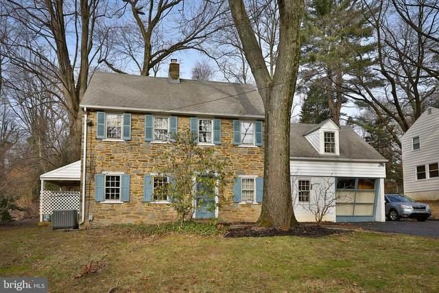 8244 New Second Street, ELKINS PARK, PA 19027 (#PAMC637982) :: Linda Dale Real Estate Experts